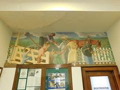 Goodland Kansas Post Office Mural