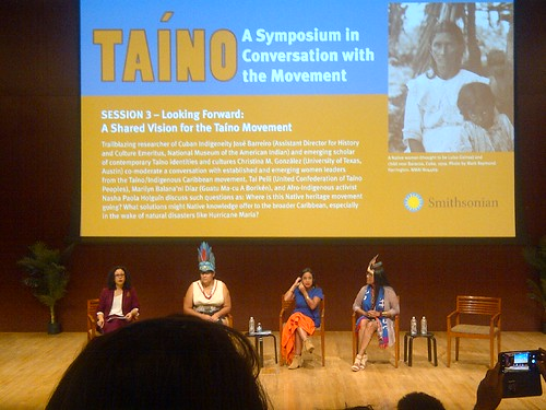 Taino A Symposium in Conversation with the Movement-NMAI-20180908-08141