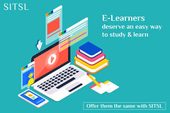 E-Learners deserve an easy way to study & learn