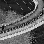 Competition: 18/09/2018 - PDI. League 1. Open. Figures on the Millenium Bridge by Paul Lambeth