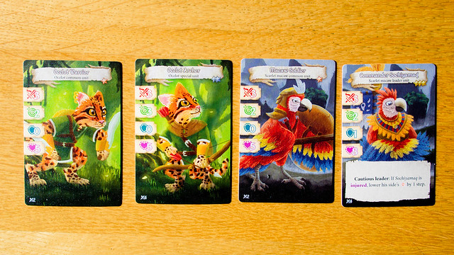 Unit cards, Olympus E-M5, Lumix G X Vario 12-35mm F2.8 Asph. Power OIS