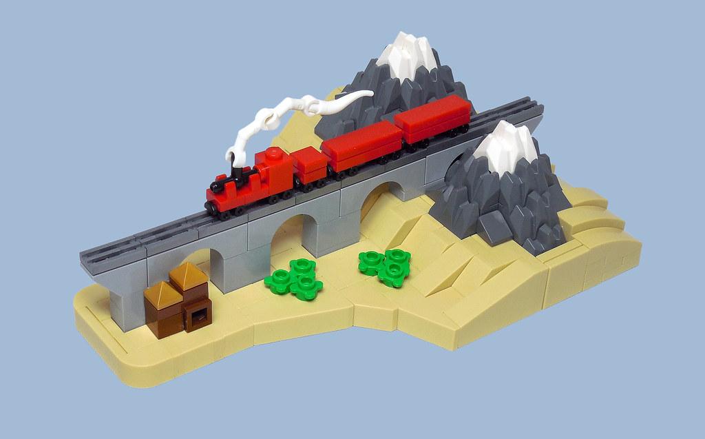 LEGO® MOC by Vitreolum: Hogwarts Express