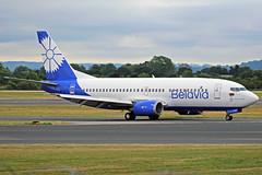 Belavia Boeing 737 EW-366PA