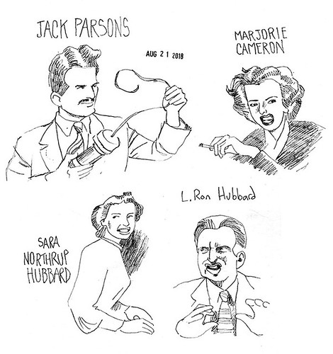 Jack Parsons and Friends