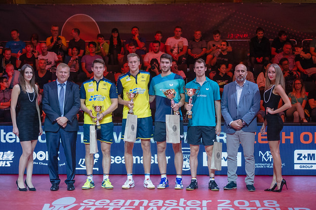 Day 4 - Seamaster 2018 ITTF World Tour Czech Open