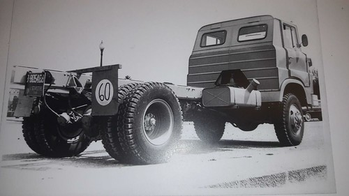camió Rubel de gairell