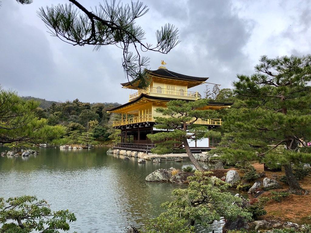 Kyoto: Kinkaku-ji