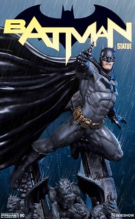 Prime 1 Studio × Sideshow 正義聯盟 新52【蝙蝠俠】ジャスティス・リーグ:誕生 (The New 52!) バットマン PMN52-07 1/4 比例全身雕像作品 普通版 / EX版