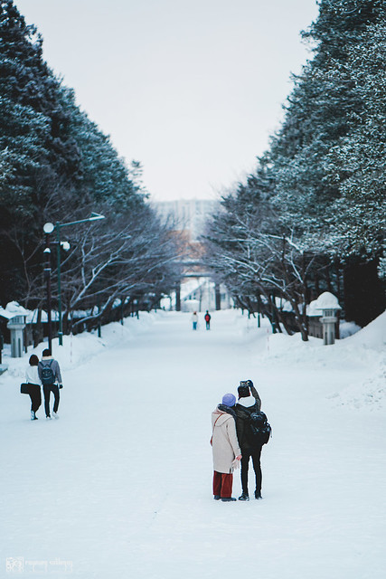 她說旅途若是卷底片|北國之冬 | 17