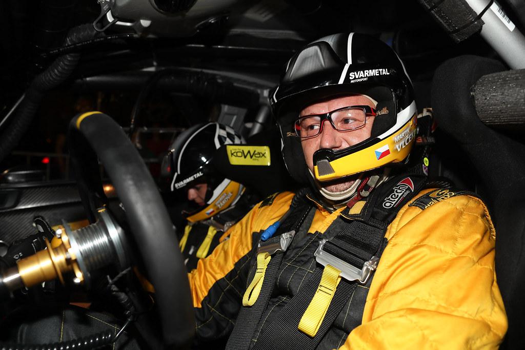 VlCek Martin, CZE, Kowax Racing, Ford Fiesta R5, Portrait during the 2018 European Rally Championship ERC Barum rally,  from August 24 to 26, at Zlin, Czech Republic - Photo Alexandre Guillaumot / DPPI