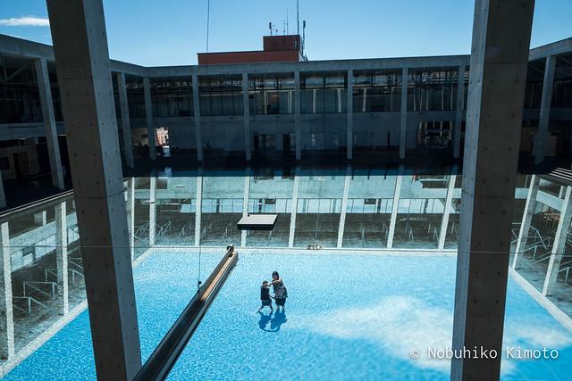 大地の芸術祭2018 #7 里山現代美術館キナーレ