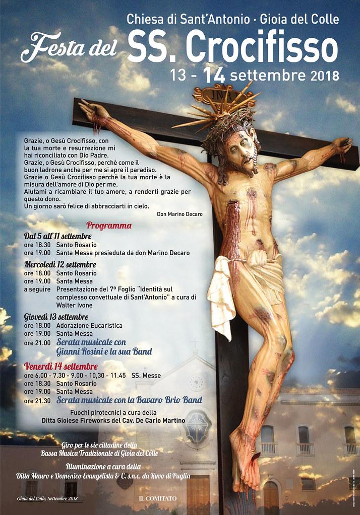 festa del crocifisso
