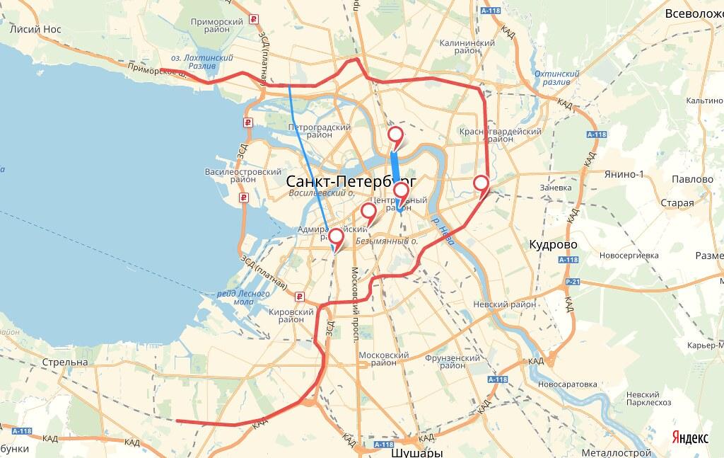 Что не так с новыми транспортными хотелками Петербурга метро