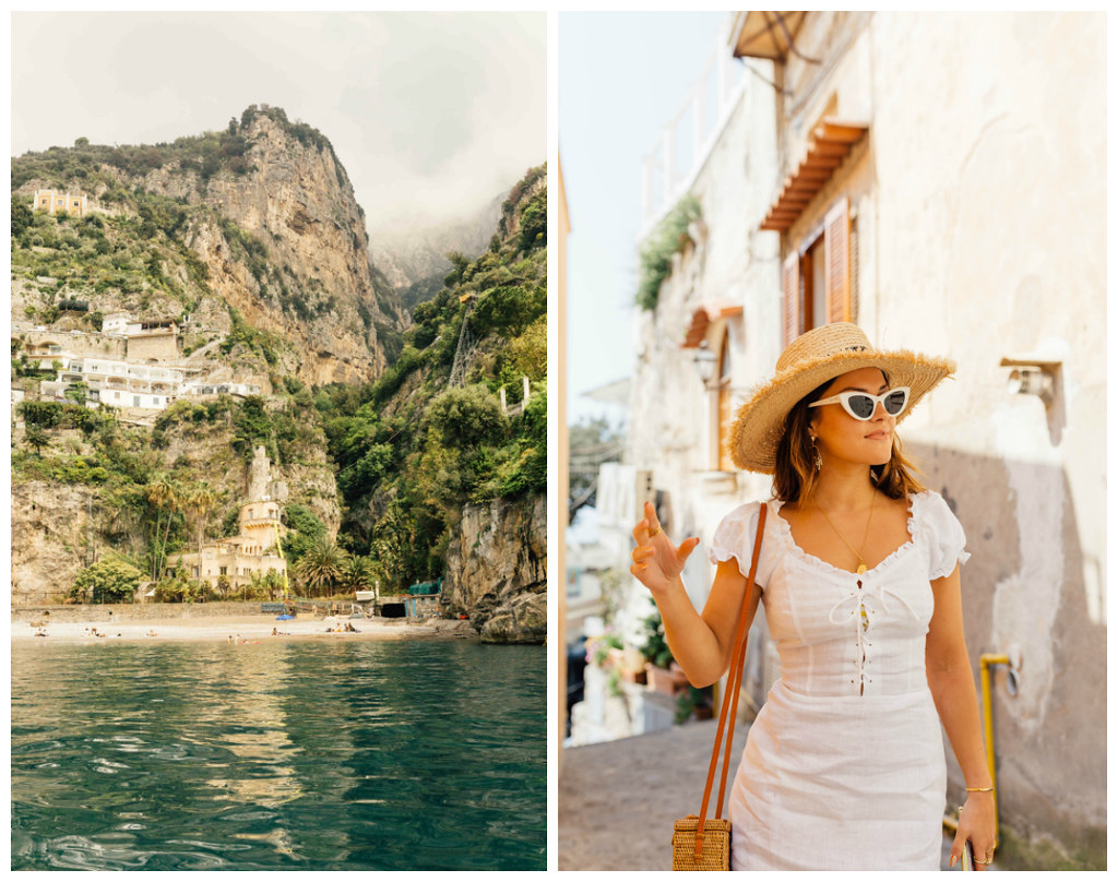 The Little Magpie Guide to Positano Amalfi CoastThe Little Magpie Guide to Positano Amalfi Coast