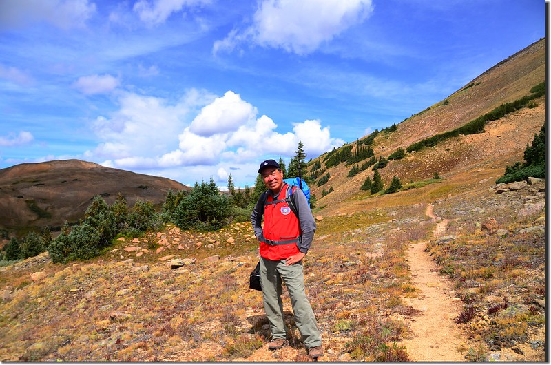 Taken from Continental Divide Trail (14)