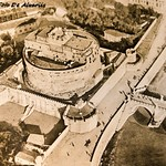 1930 2018 Castel Sant'Angelo a,  dall'Aeroplano, foto d'anonimo - https://www.flickr.com/people/35155107@N08/