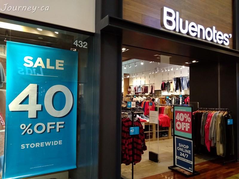 Bluenotes' 40% OFF
