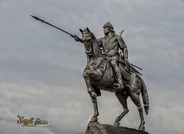 Yalova / Osman Beg Anıtı