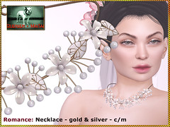 Bliensen - Romance - necklace
