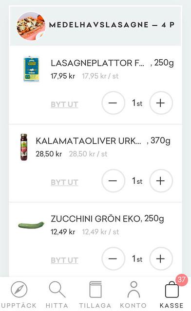 Gastrofy köpbara recept recept i kassen