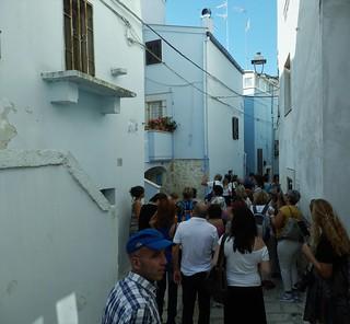 Turisti nel Paese Azzurro (3)