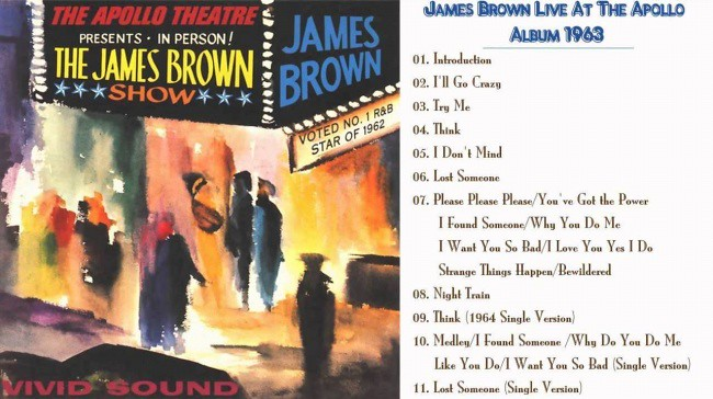 Fshare] - 0040  James Brown - Live At The Apollo (1963) [FLAC