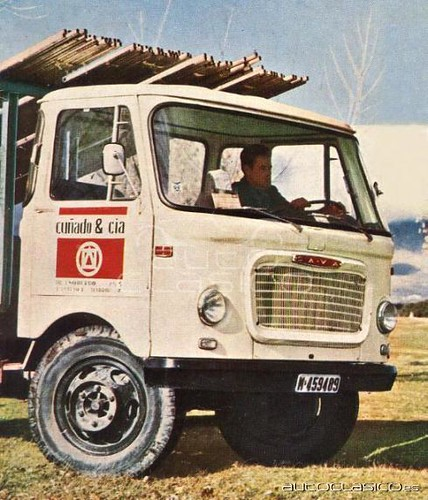 camió Sava SH 550