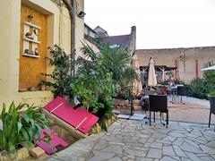 REPAS SUR LA TERRASSE - Photo of Saint-Genou