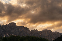 Sunset - Gresse-en-Vercors - Photo of Avignonet