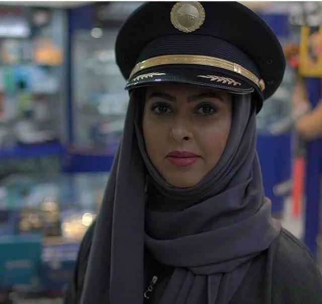 3586 Yasmin Al-Maymani – The first Saudi woman to get a pilot license 02