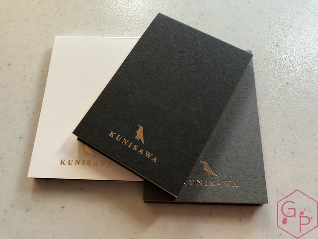Kunisawa Japanese Stationery Find Notebooks Review 5