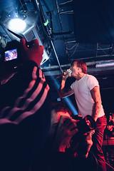 Circa Survive en Club Subterraneo Santiago 2018