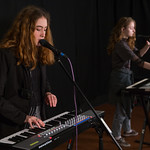 Wed, 12/09/2018 - 10:25am - Let's Eat Grandma Live in Studio A, 9/12/2018 Photographer: Jake Lee