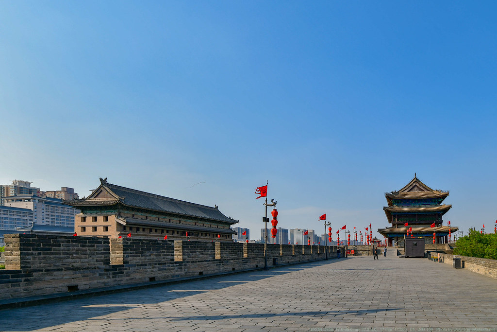 Xi'an / Anding Gate (West Gate)