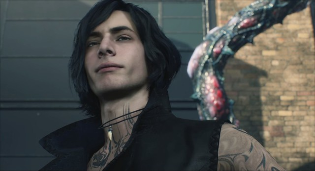 Devil May Cry 5 - Emo