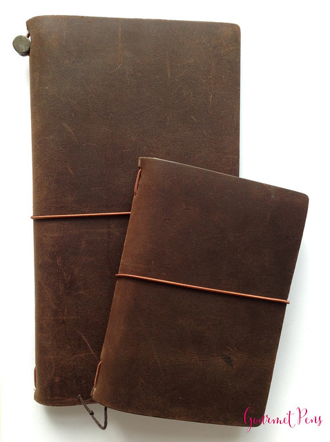 Midori Traveler's Notebook Leather Journal Covers 10