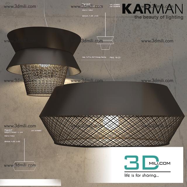 259  Ceiling light 259 3D Models Free Download - 3D Mili - Download