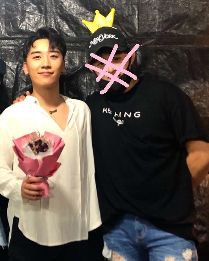 BIGBANG via pandariko - 2018-08-19  (details see below)