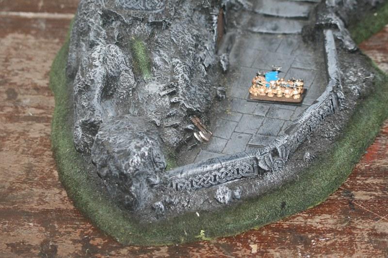 [Nain] Le Dwarf Mountain Stronghold 29395643457_0b2a8b3407_c