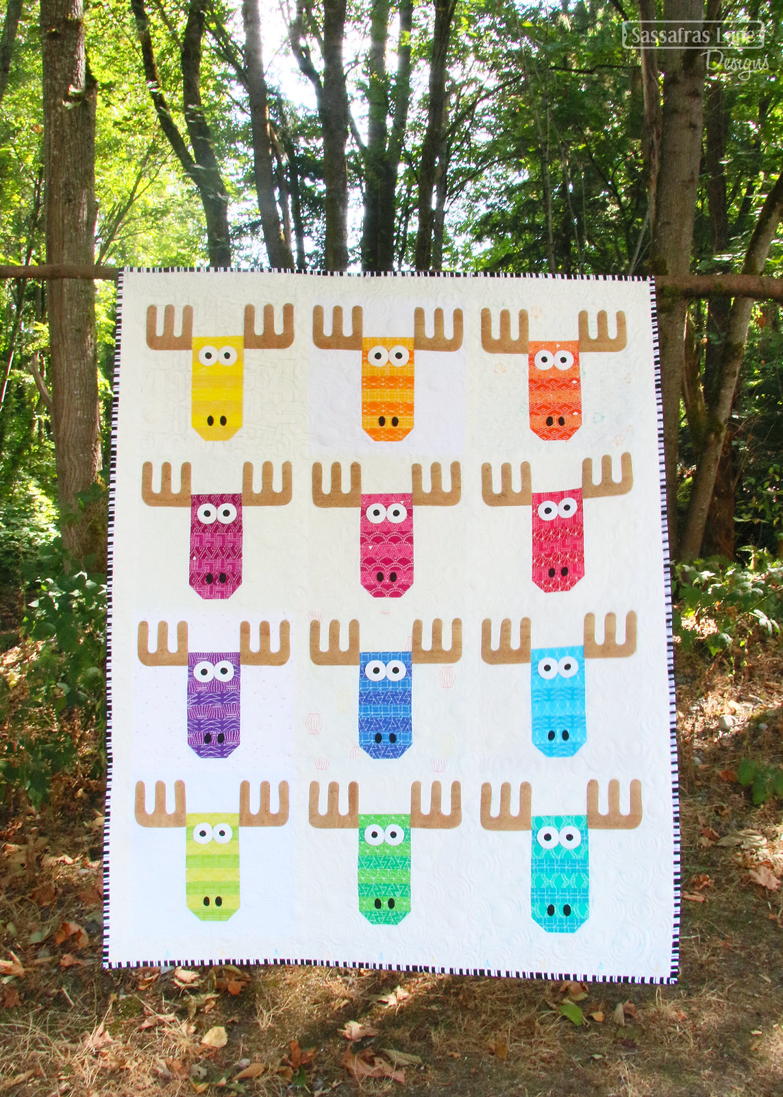 New Moose Pattern