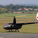 G-IILY Robinson R44 Raven, Whizzard Helicopters, Gloucestershire Airport, Staverton, Gloucestershire