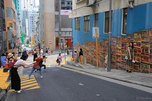 Street Art at Graham Street