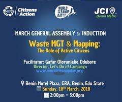 Benin metro invite