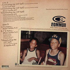 COMMON:REMINDING ME(OF SEF)(JACKET B)