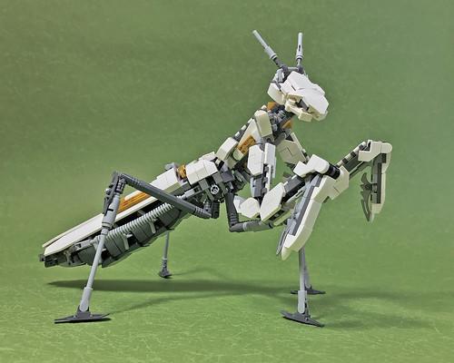 LEGO Mech  Mantis ver2-02