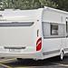 Hobby Excellent 560 WFU Caravan - SYH 117 - Sweden