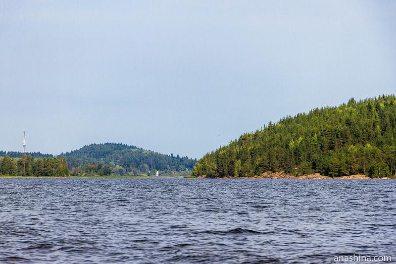 Залив Тенкасаренселькя