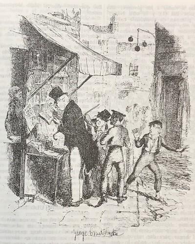 Oliverio Twist o El chico de la parroquia.