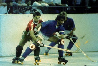 1985 TWG Sports Rollersport Hockey