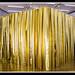 Golden Curtains